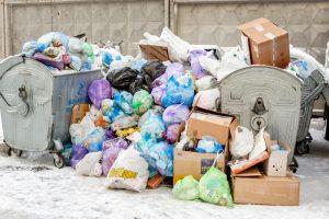 Украина попала в топ-10 стран по количеству мусора