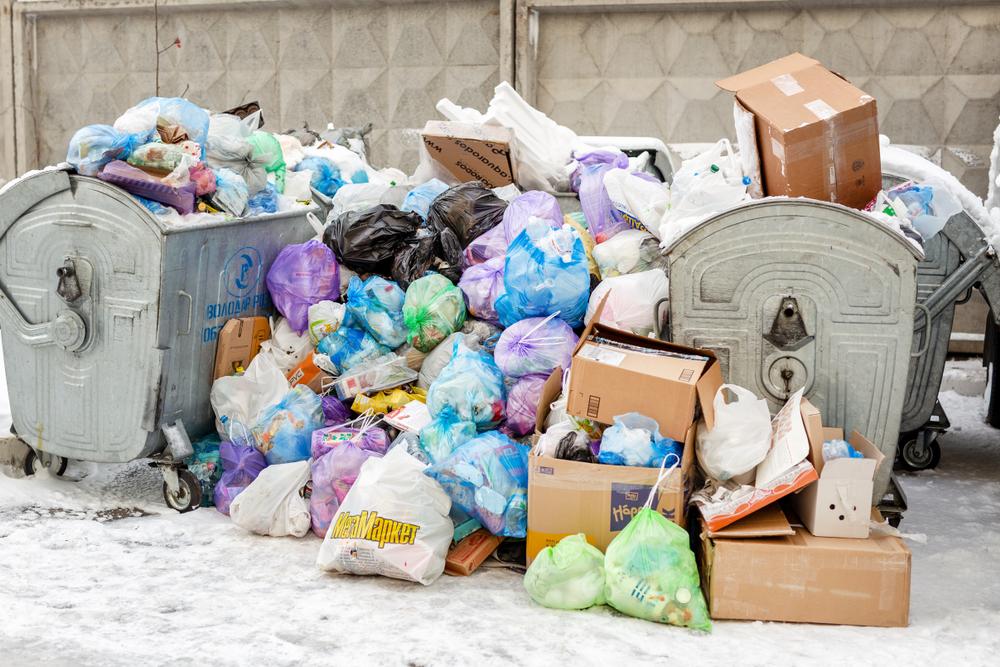 Украина попала в топ-10 стран по количеству мусора.Вокруг Света. Украина