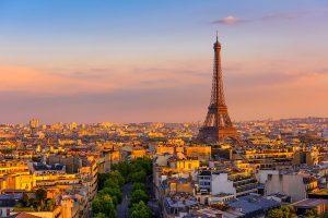 Бьюти-путешествие в Париж