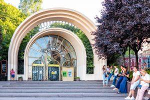 Киевский фуникулер закрыли на техосмотр