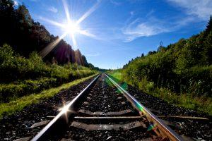Глобальное потепление может парализовать железнодорожный транспорт