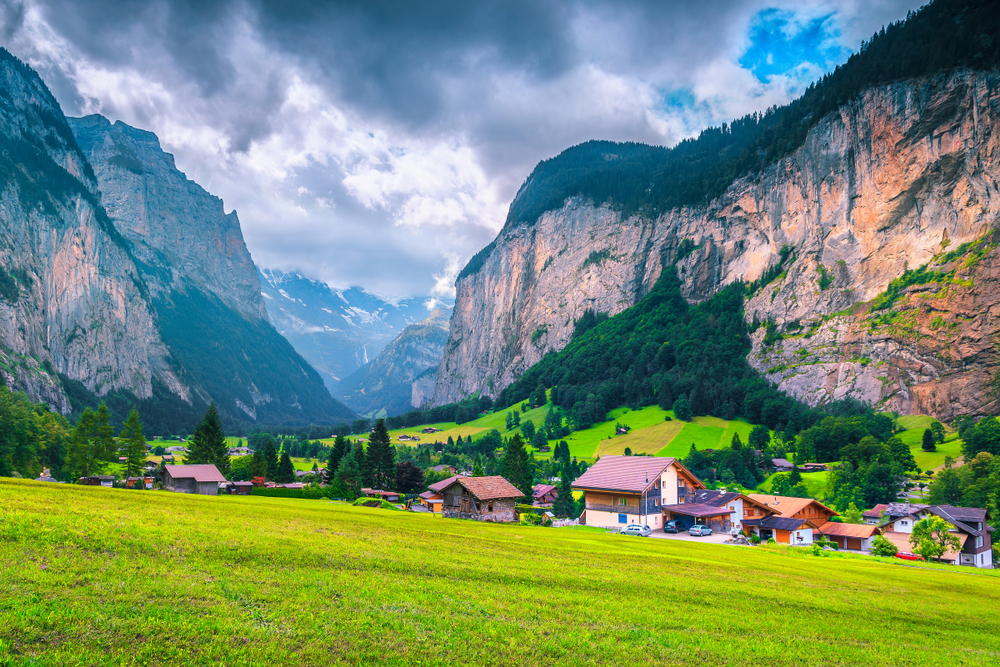 На юге Швейцарии продают дома за один евро.Вокруг Света. Украина