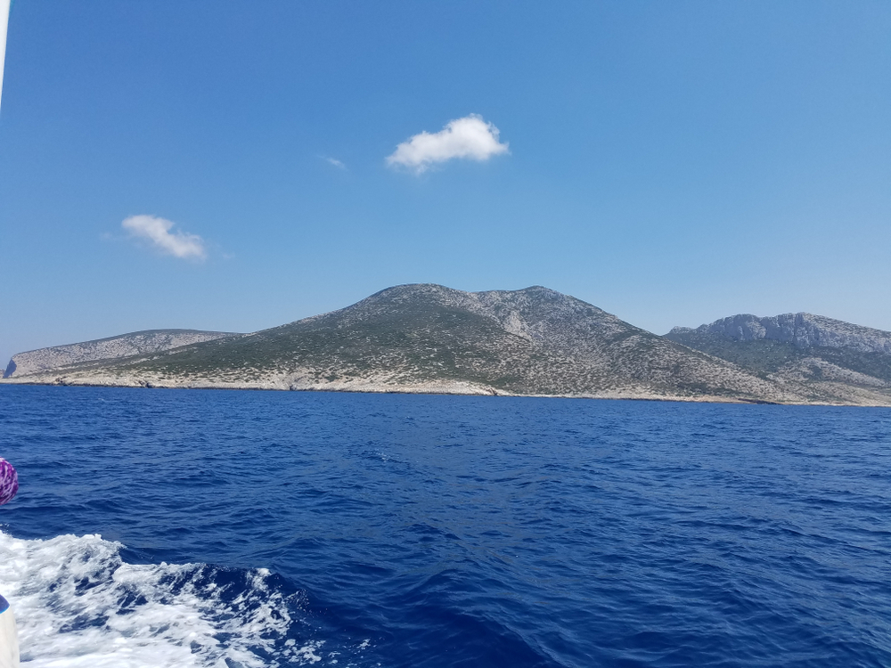 Древнейший в истории греческий храм обнаружен на острове в Эгейском море
