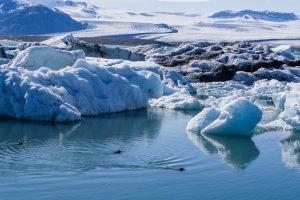 Тающие ледники остановит искусственный снегопад