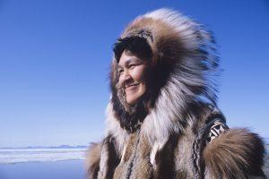 Инуиты канадской Арктики генетически отличаются от всех остальных людей