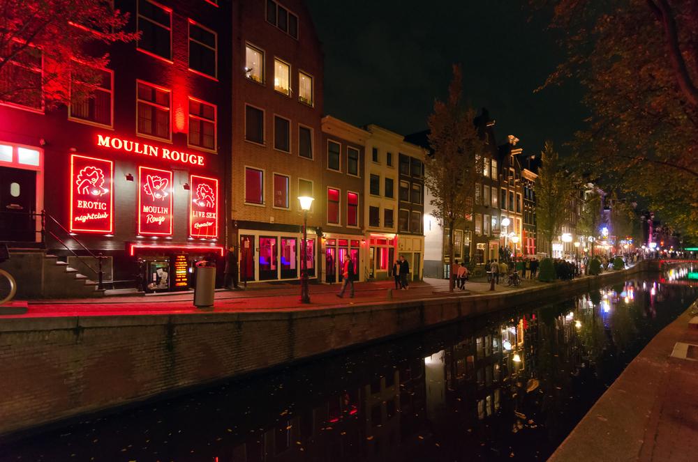 Первая женщина-мэр Амстердама реорганизует квартал красных фонарей