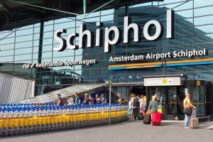 В аэропорту Амстердама второй день задерживают рейсы