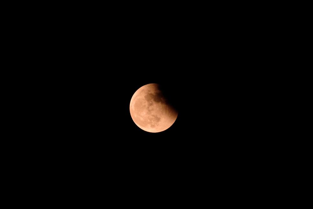 Кровавая Луна и лунное затмение 16 июля: когда его можно увидеть в Украине