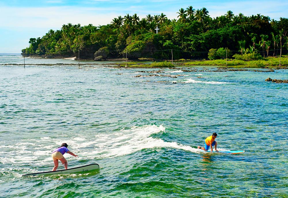 пляжи для серфинга