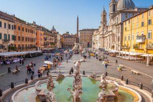 В Риме туриста оштрафовали на 550 евро за кражу монет