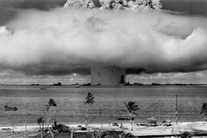Маршалловы Острова в 10 раз радиоактивнее, чем Чернобыль