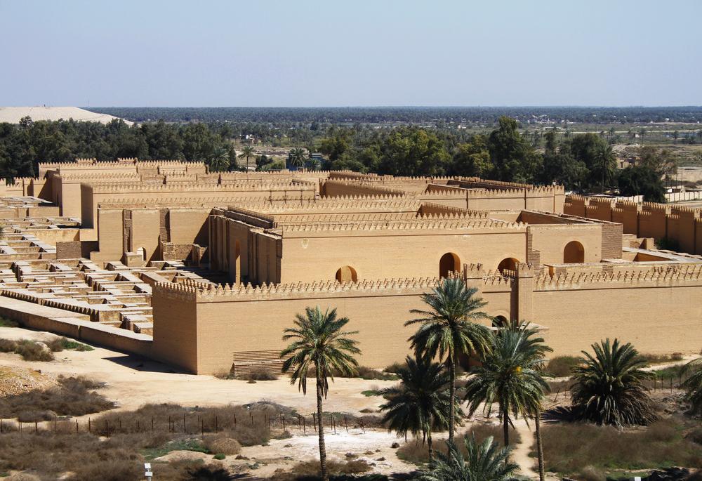 Вавилон включили в список всемирного наследия ЮНЕСКО.Вокруг Света. Украина