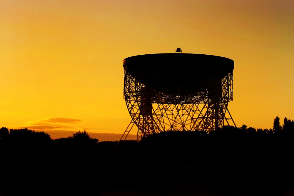 Обсерватория Джодрелл-Бэнк стала объектом Всемирного наследия