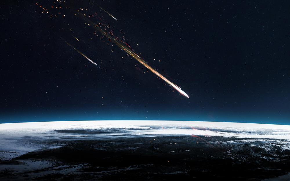 Незамеченный астрономами астероид взорвался над Пуэрто-Рико