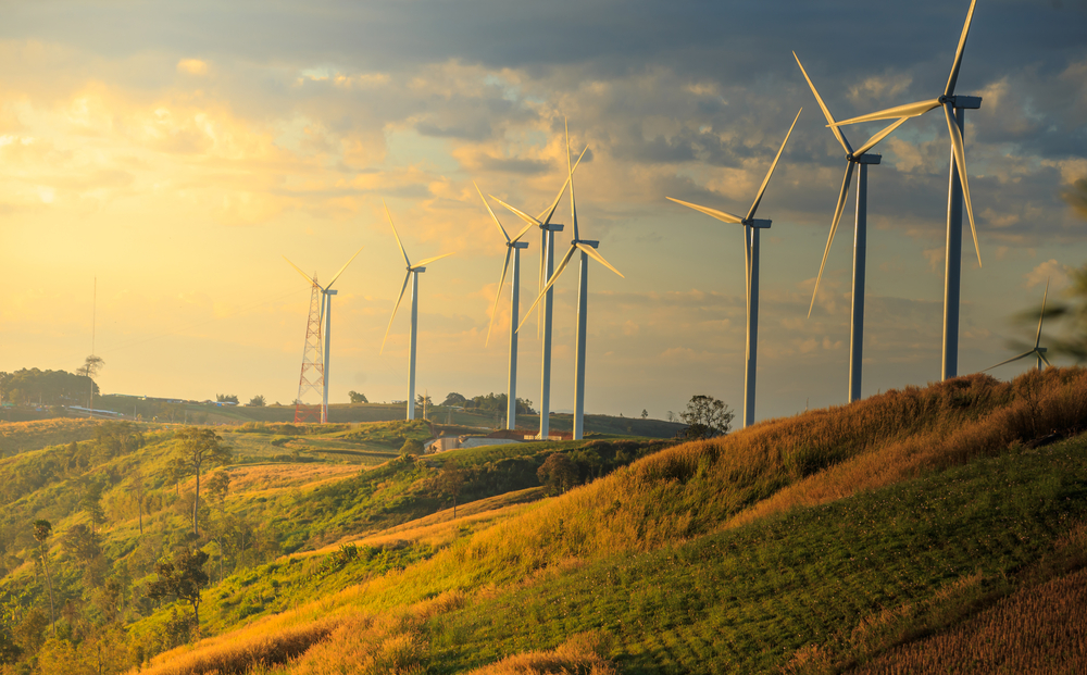 В Шотландии вырабатывают больше ветряной электроэнергии, чем нужно стране