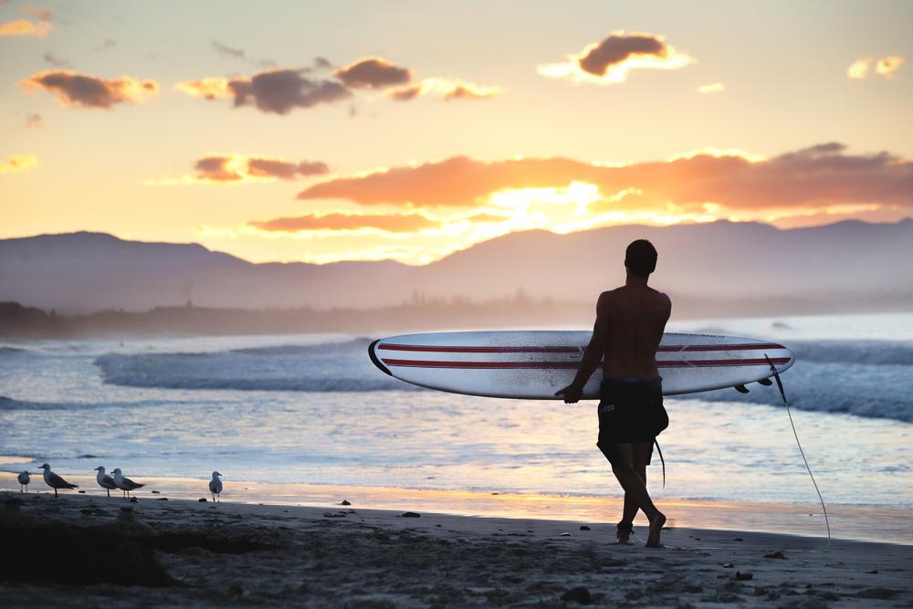 7 лучших мест для сёрфинга
