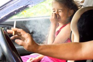 Третий дым убивает некурящих нежно