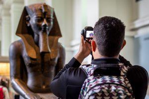 Туристам в Египте разрешили бесплатную съемку музеев и памятников
