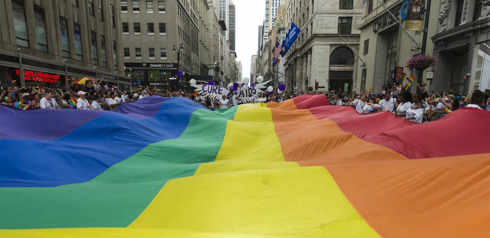 В ЛГБТ-прайде в Нью-Йорке впервые пройдет колонна из Украины.Вокруг Света. Украина