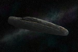 Астрономы признали Оумуамуа естественным объектом