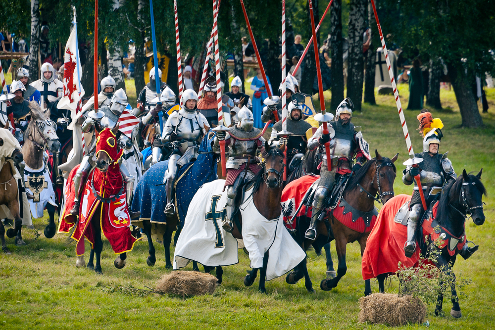 День битвы при Жальгирисе в Литве