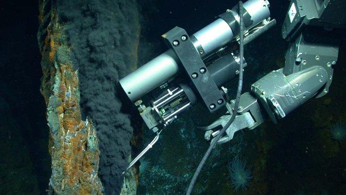 Ученые установили источник глубоководного метана