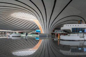 Новый аэропорт в Пекине: взгляд изнутри