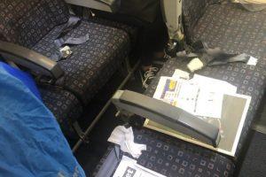 На рейсе лоукостера EasyJet предлагают места без спинок