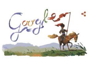 Google посвятил дудл Пантелеймону Кулишу