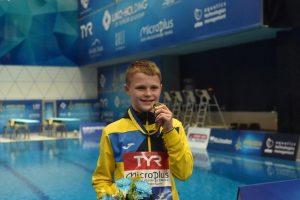 13-летний украинец стал самым молодым чемпионом Европы в истории