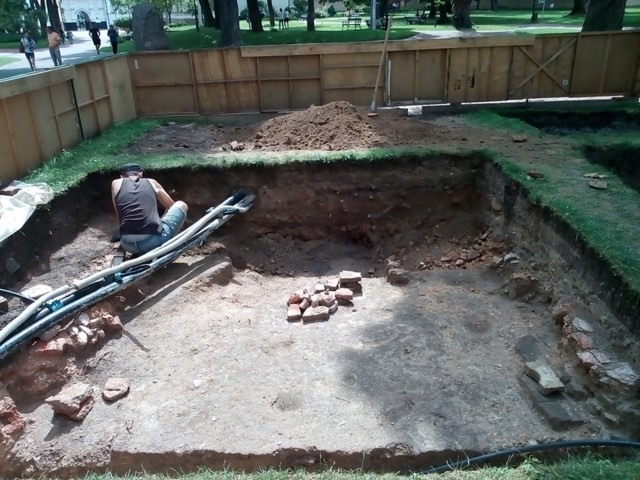 В центре Киева археологи нашли дворец времен Киевской Руси