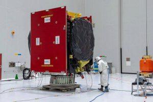 Европа запустила второй лазерный спутник сети EDRS
