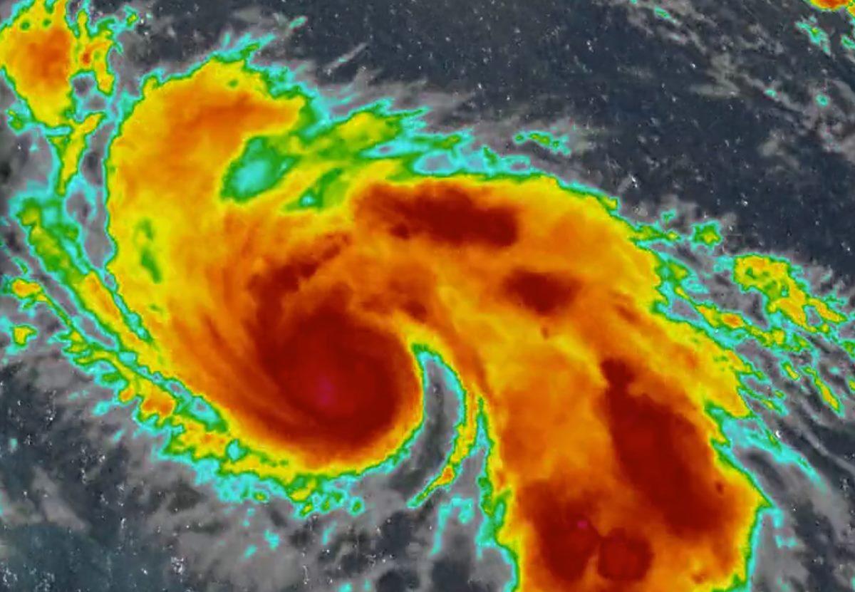 На США надвигается смертоносный ураган «Дориан».Вокруг Света. Украина