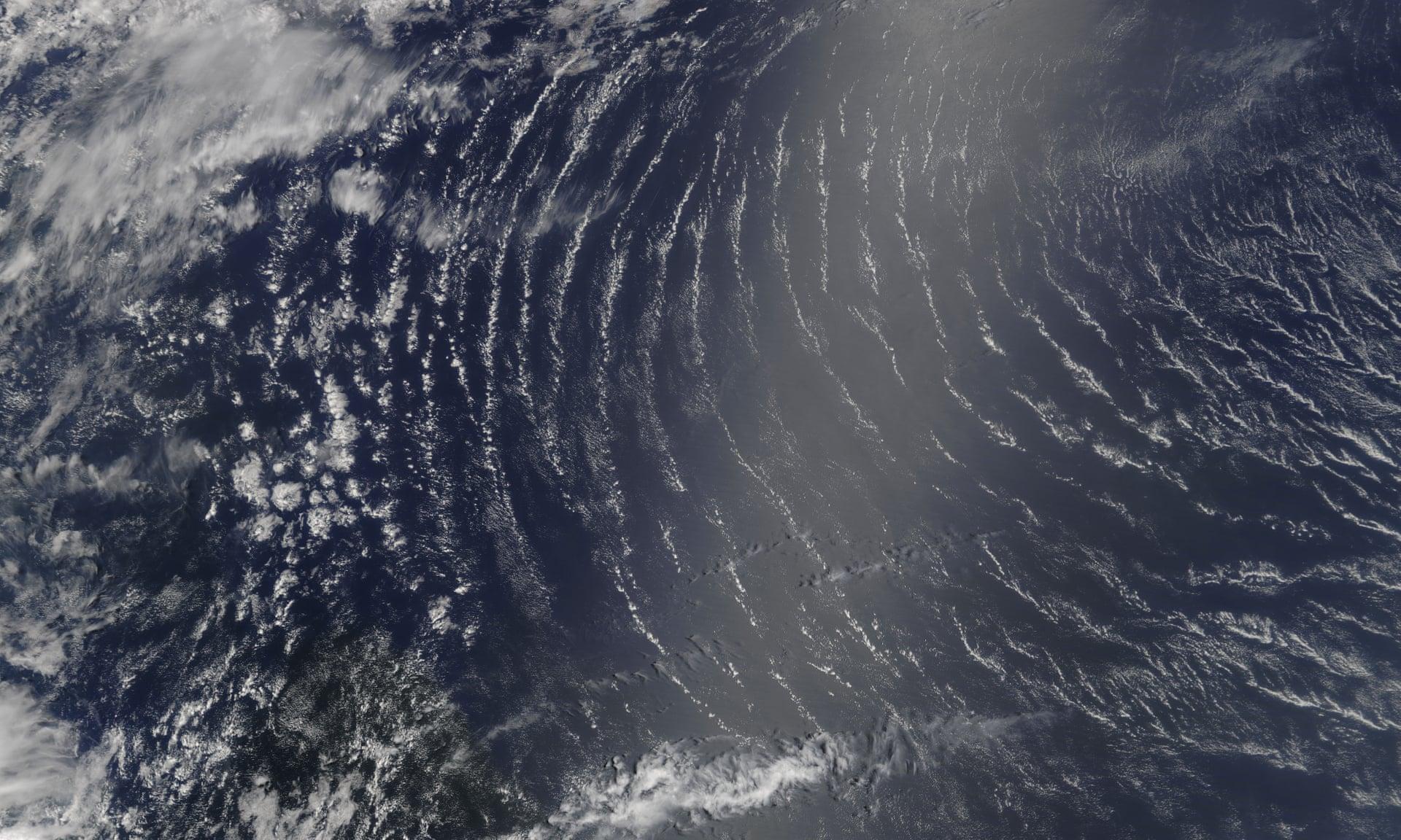 Изменения климата могут усилить турбулентность в реактивных потоках