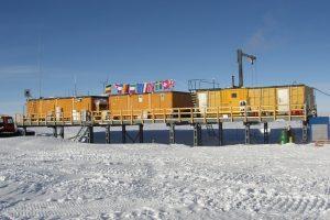 В Антарктике обнаружили радиоактивный пепел сверхновой