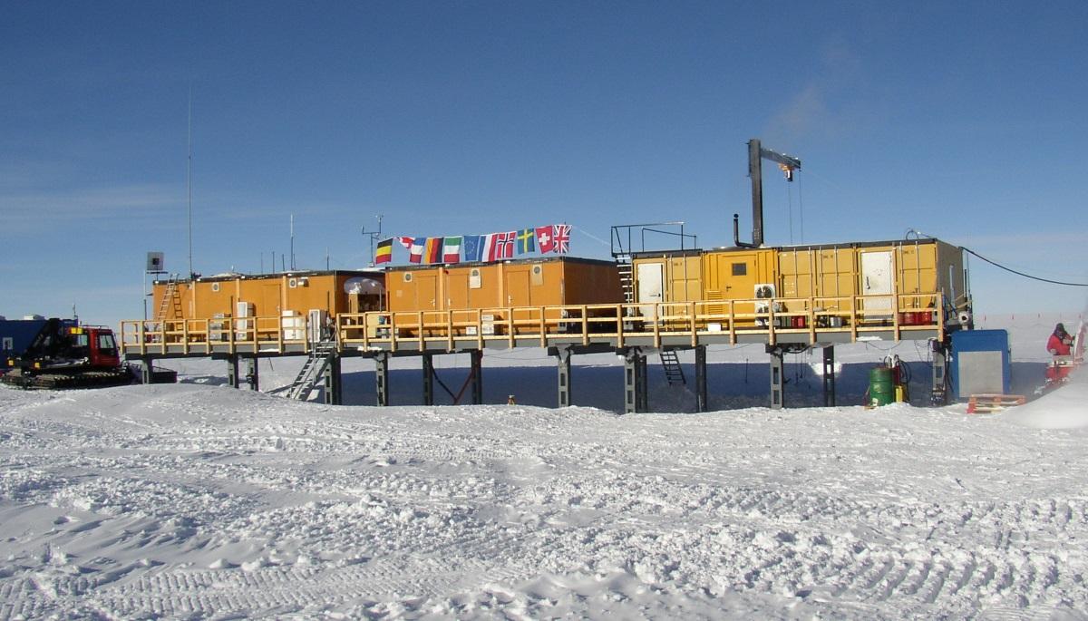 В Антарктике обнаружили радиоактивный пепел сверхновой.Вокруг Света. Украина