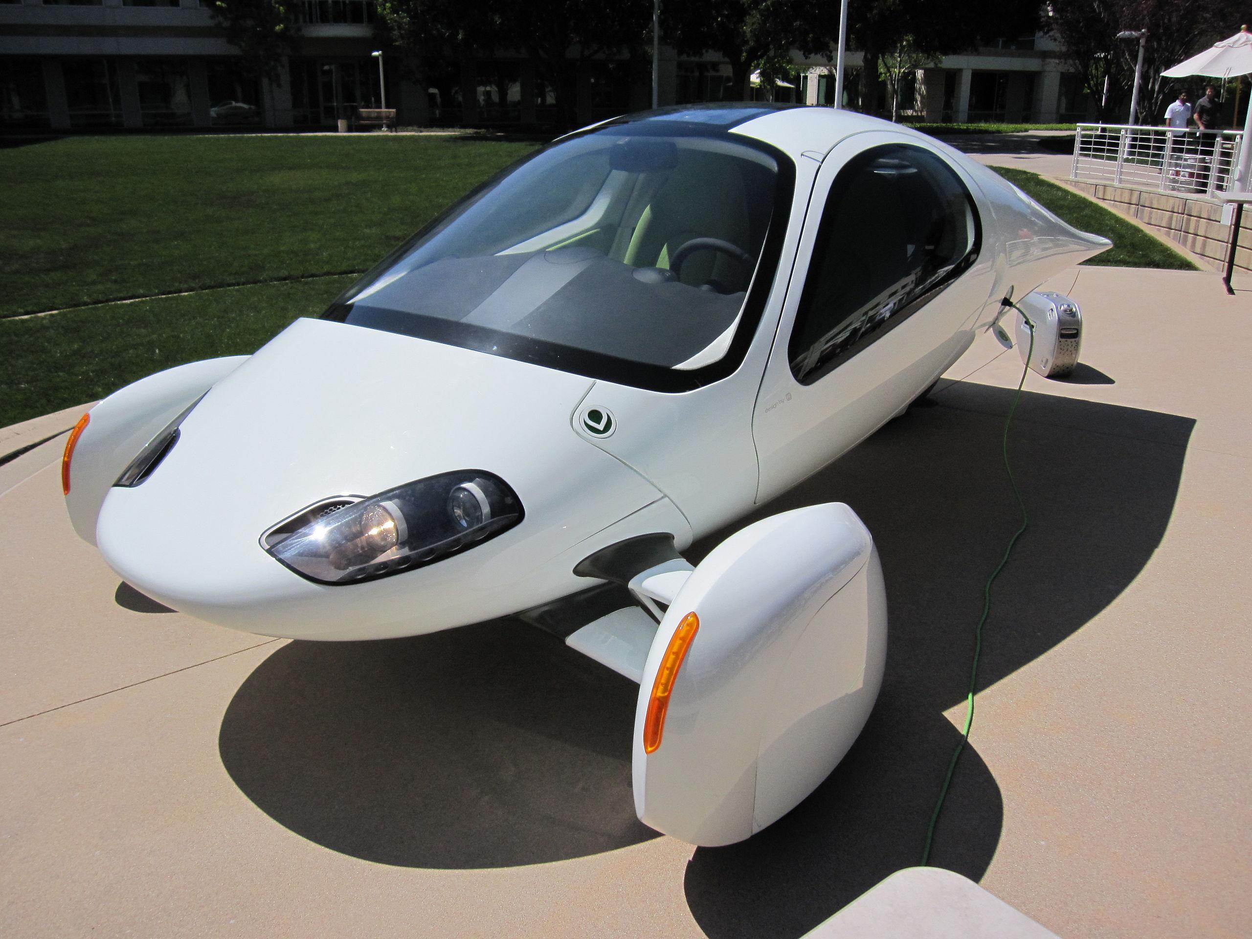 Aptera построит трехколесный электромобиль-рекордсмен.Вокруг Света. Украина