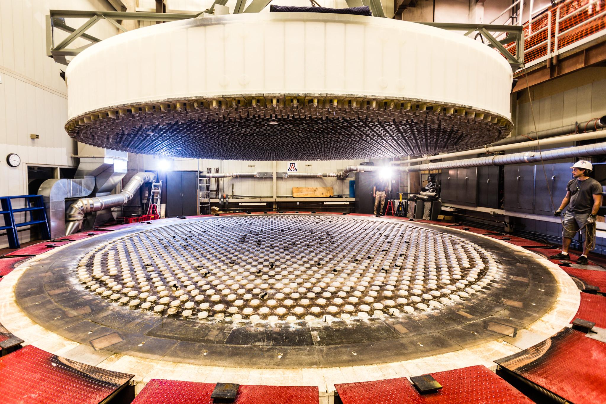 Самый большой телескоп в мире достроят к 2027 году