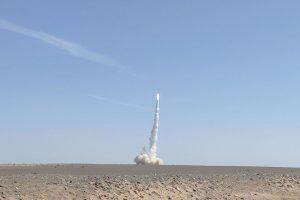 В Китае запустили первую коммерческую ракету-носитель
