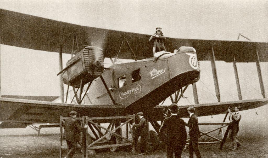 Сто лет назад состоялся первый коммерческий международный авиарейс