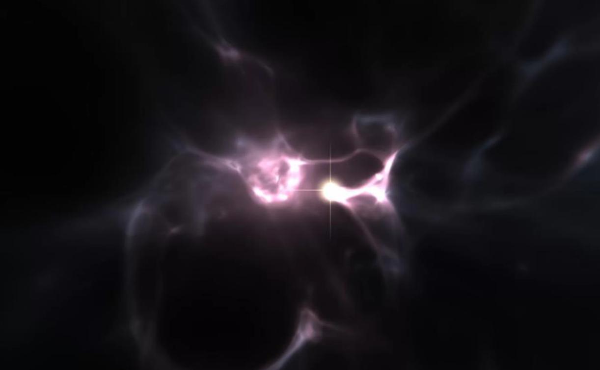 Астрономы нашли останки одной из старейших звезд во Вселенной