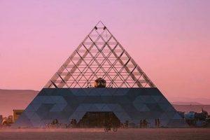 Украинская инсталляция на Burning Man 2019 вошла в топ