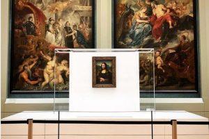 Хаос в Лувре: перенесли «Мону Лизу»