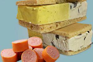 В США появилось мороженое со вкусом хот-дога