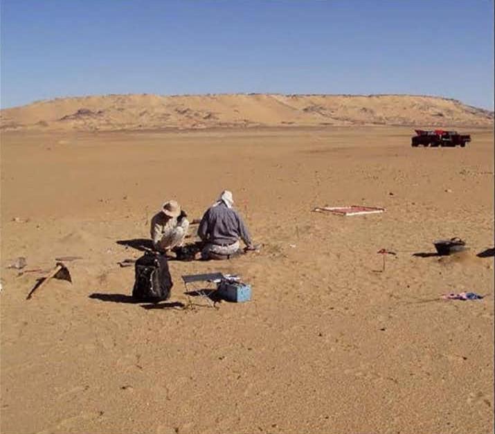Археологи нашли цивилизацию, существовавшую задолго до Древнего Египта