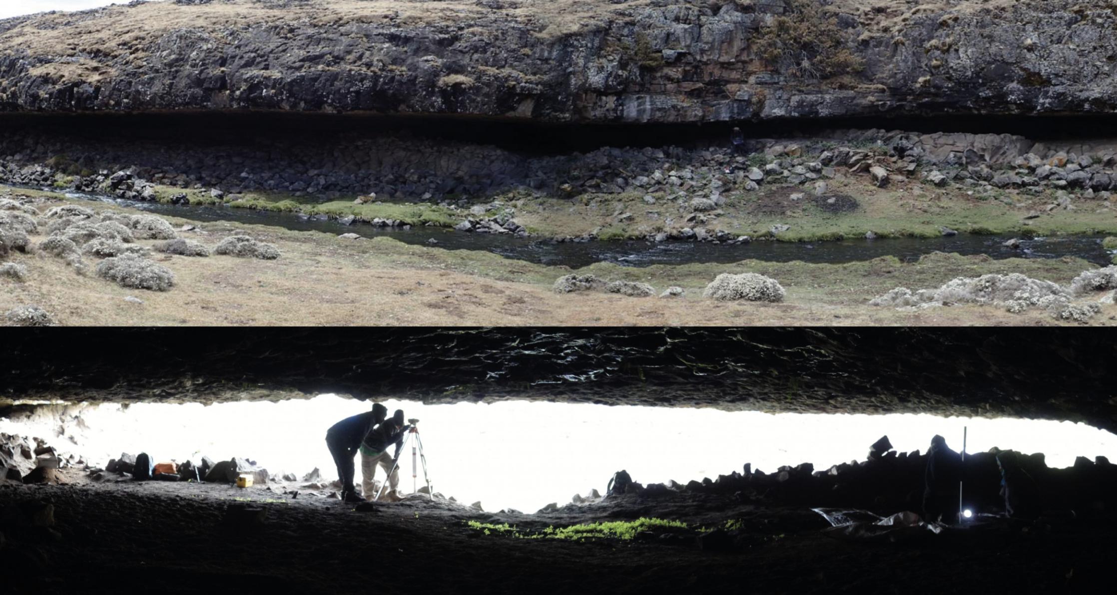 В Эфиопии найдено древнейшее высокогорное человеческое поселение
