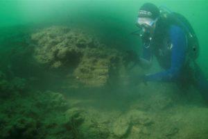 У побережья Великобритании обнаружили древнейшую в мире верфь
