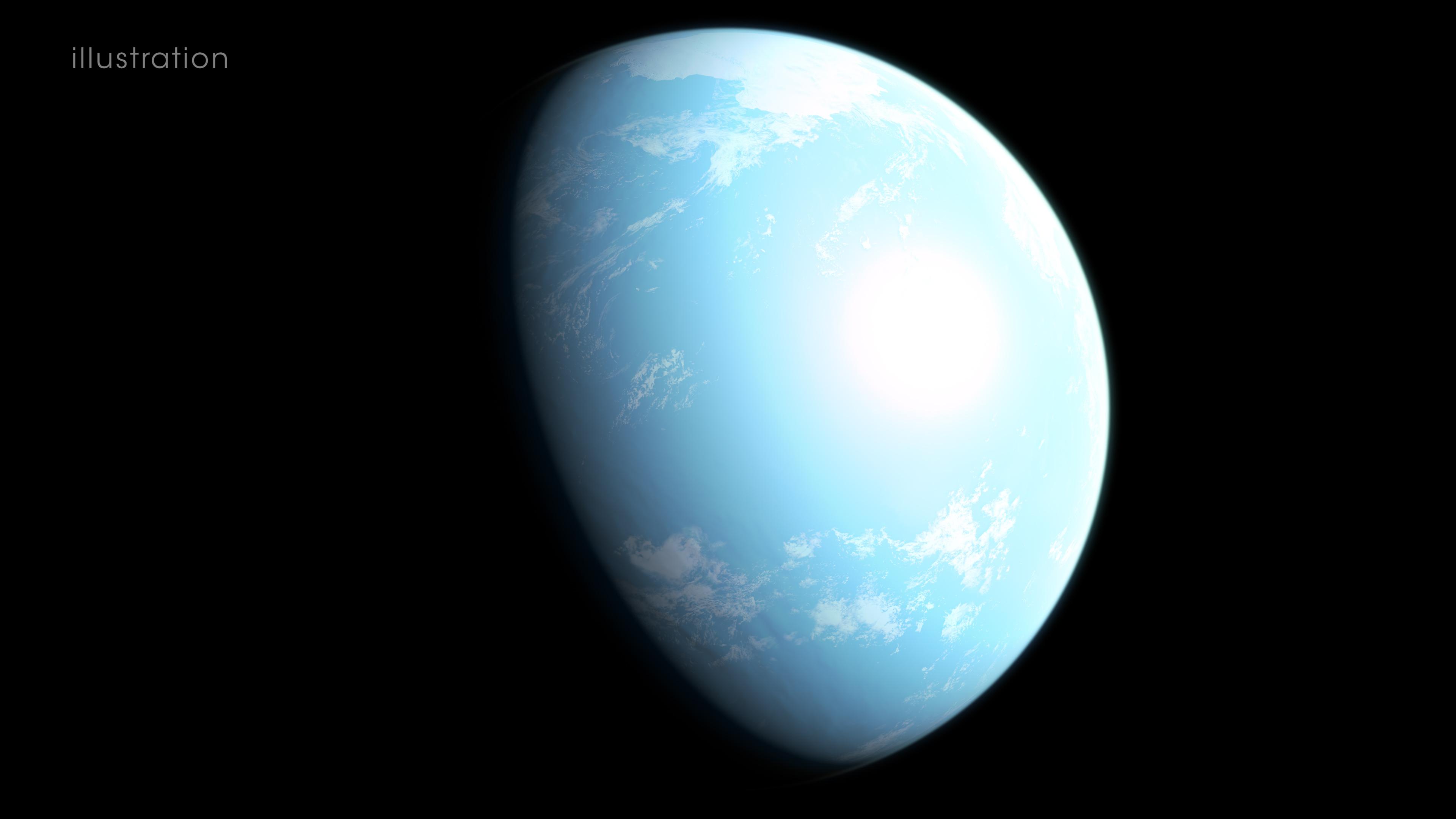 НАСА обнаружило ближайшую к Земле планету, которая может быть пригодна для жизни
