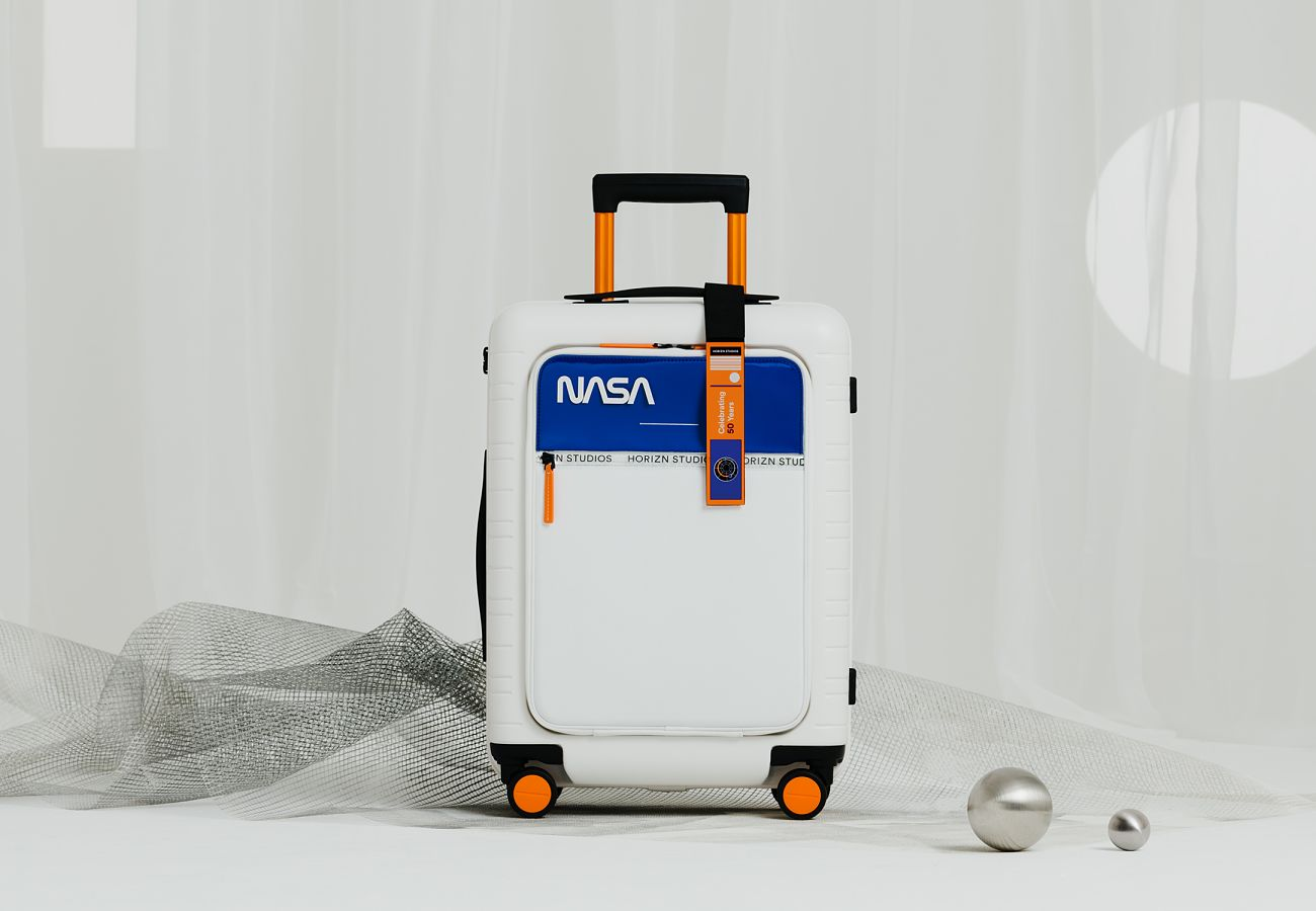 Дизайнеры разработали чемодан для космических путешествий