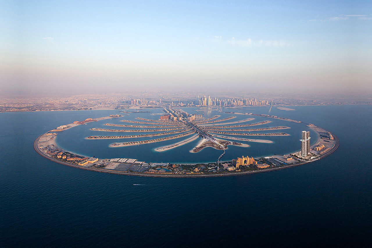 Дубайский долгострой Palm Jumeirah готов к показу